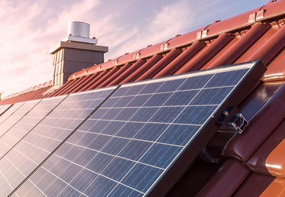 pose panneau photovoltaïque