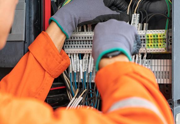 installation câblage