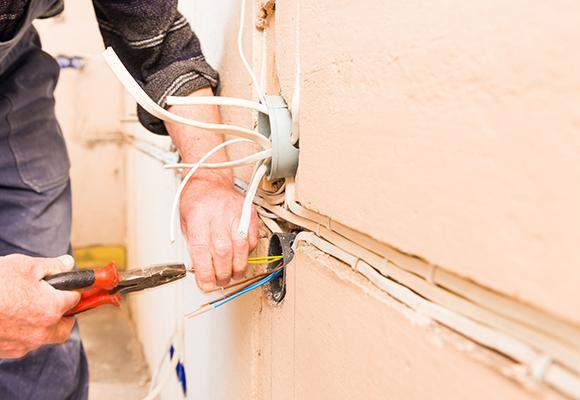 Installation électriqe maison